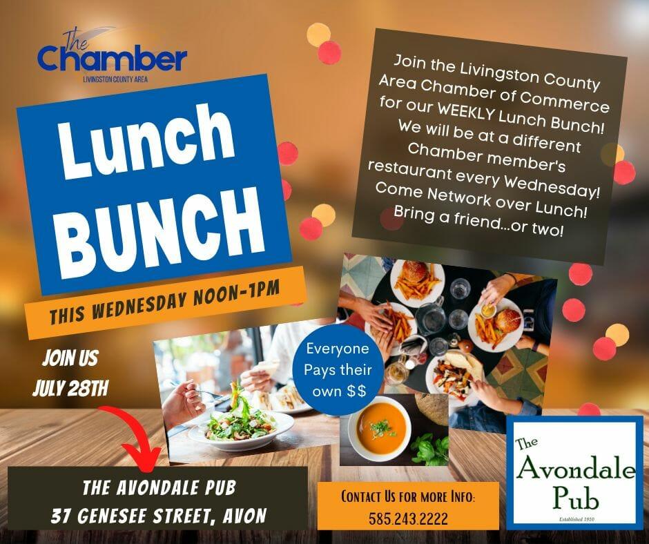 Lunch BUNCH Avondale