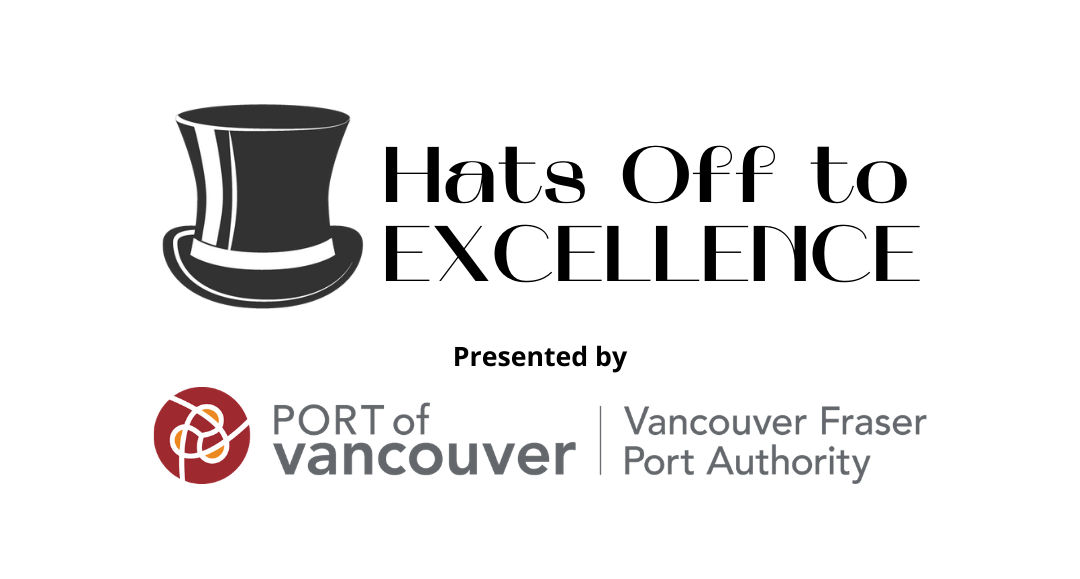 hats off with port