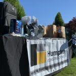 Humphrey Prize Sponsor Table