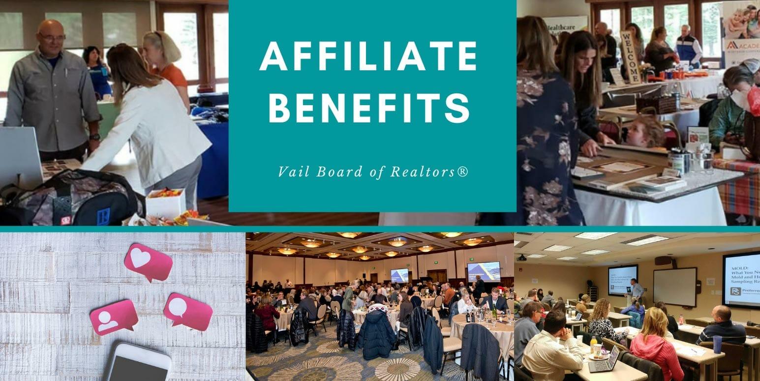 Affiliate Benefits header