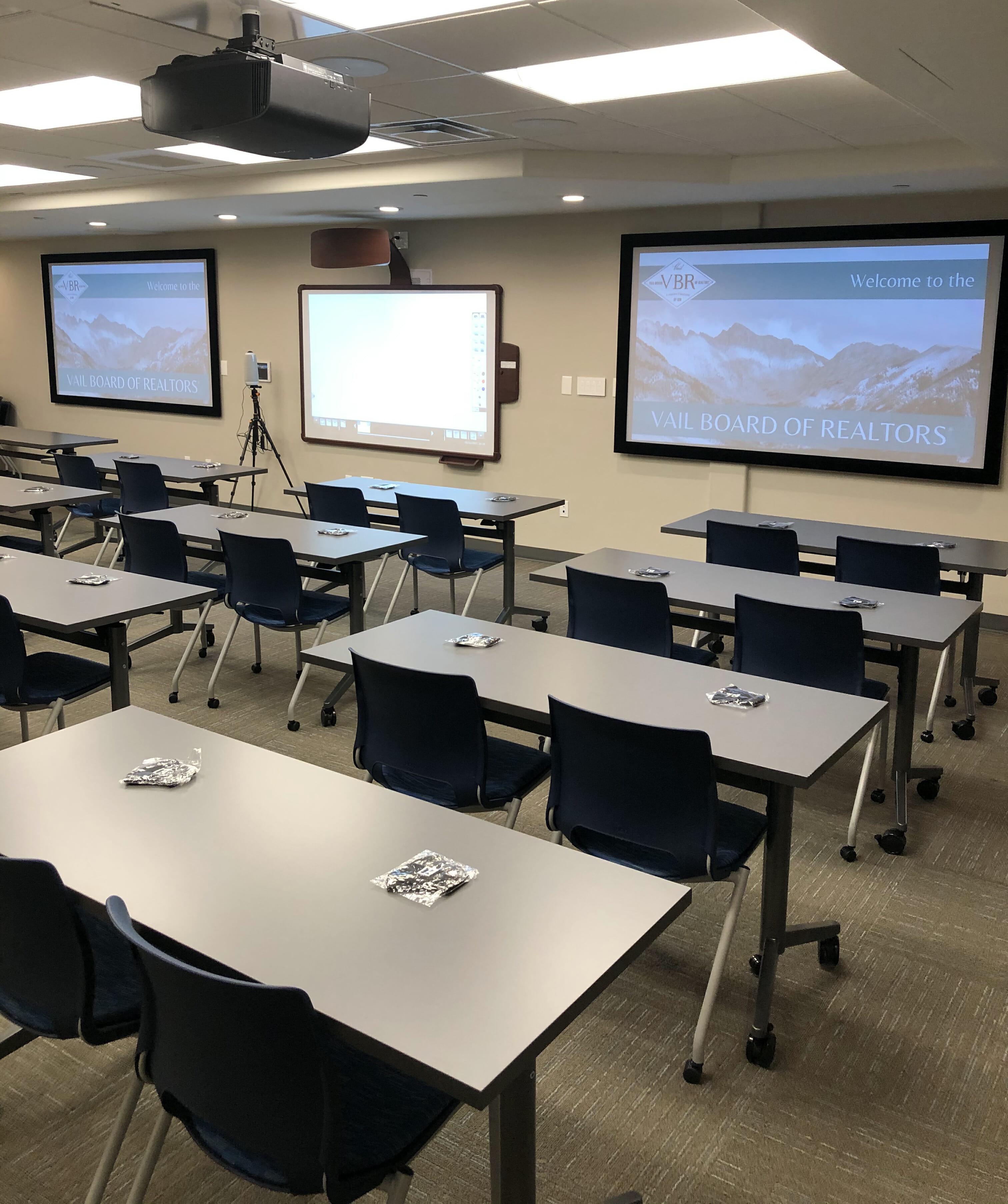 VBR Classroom