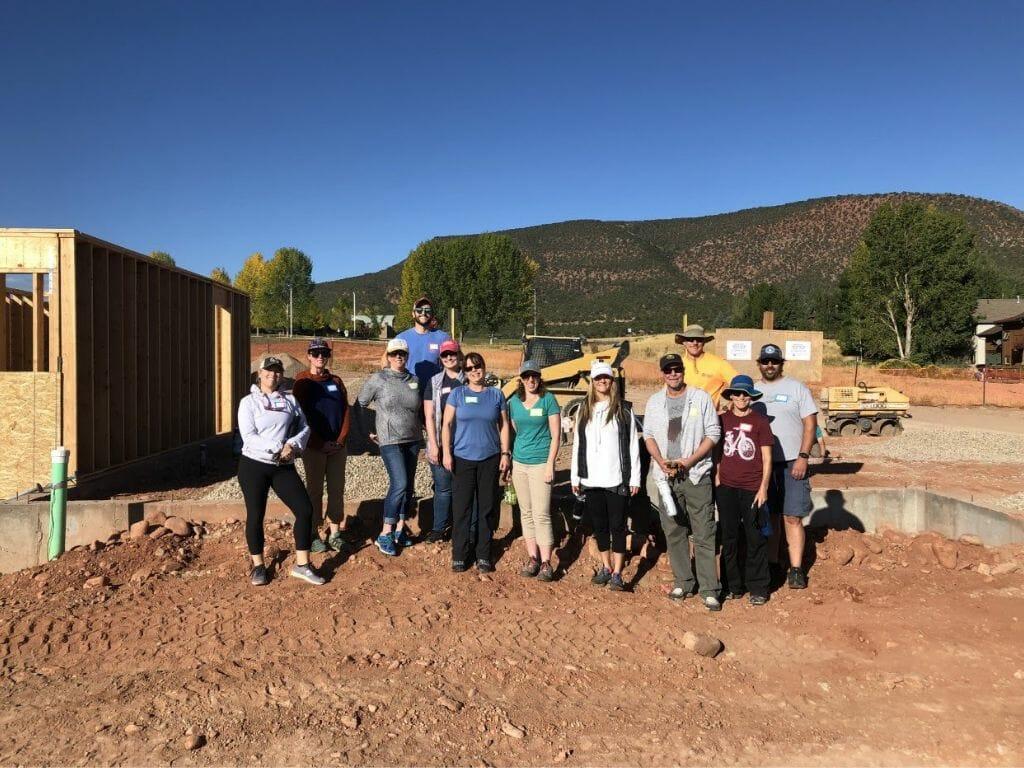 Habitat Build Day - 2019