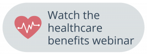 Healthcare benefits webinar