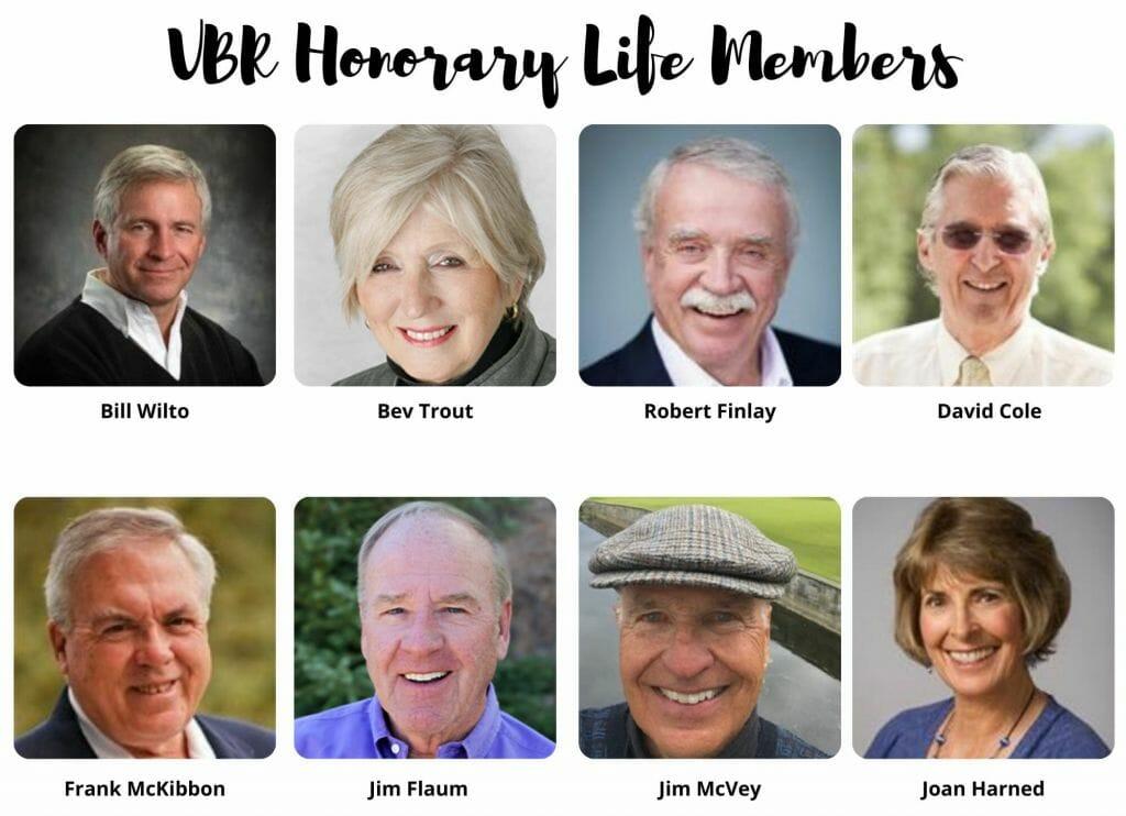VBR Honorary Members
