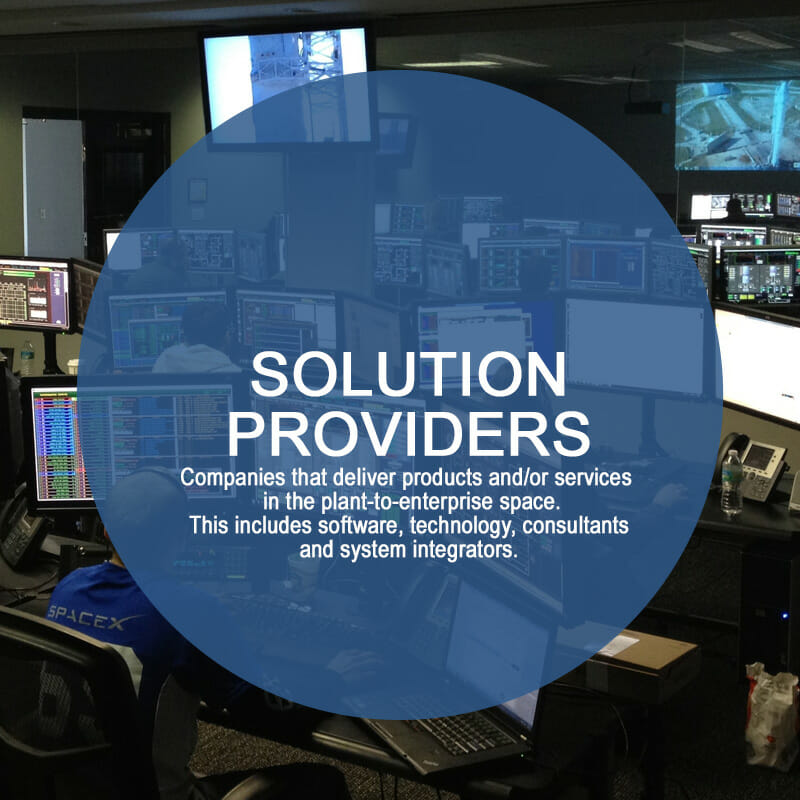 MESA for Solution Providers