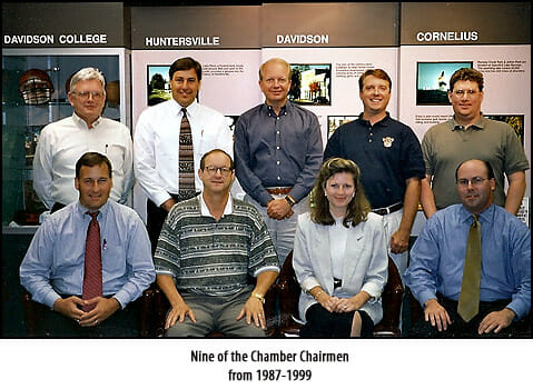 Chamber Chairmen 1987