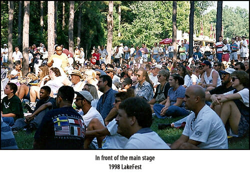 LakeFest 1998