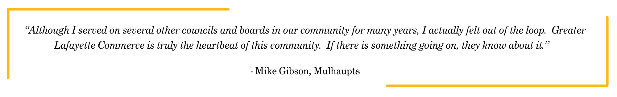 Mike Gibson