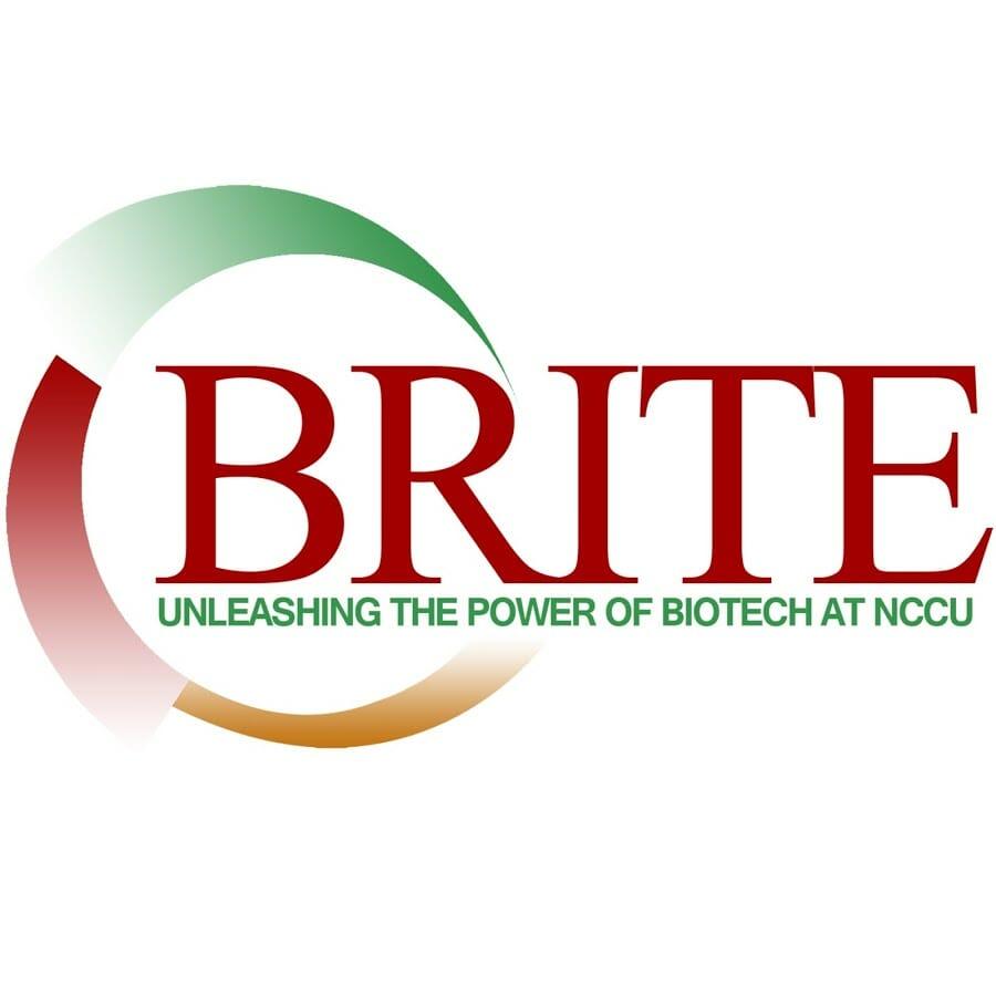 NCCU BRITE logo