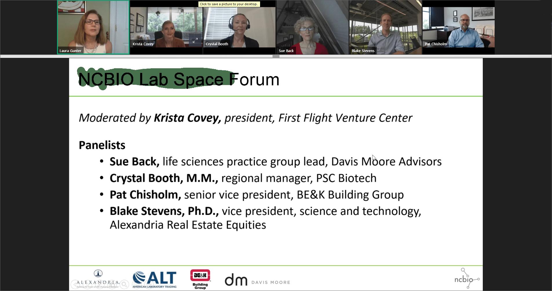 2021 Lab Space Forum