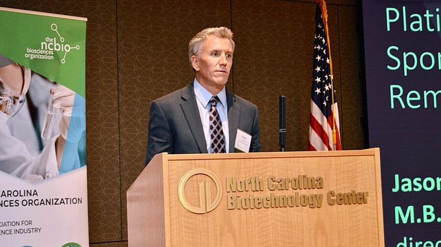 Jason Kempton, director of regional sales, VWR
