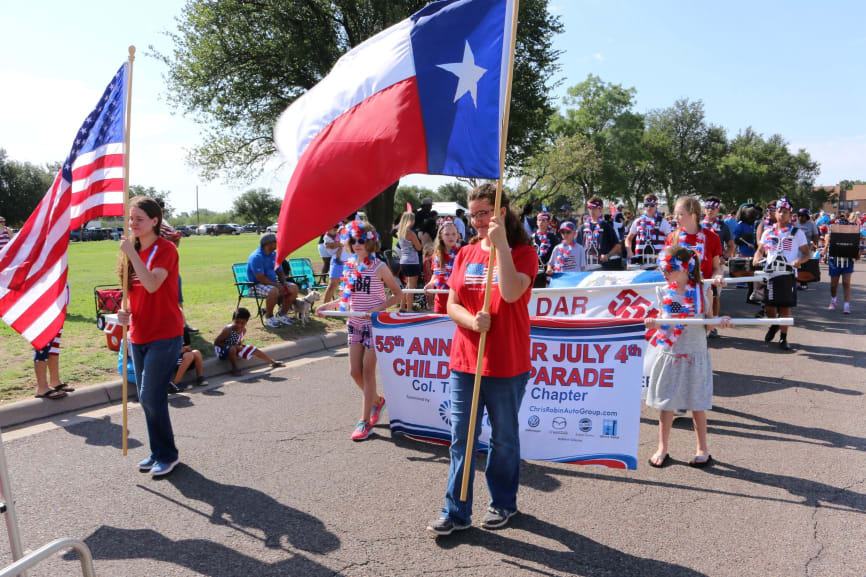 Star-Spangled Salute Children's Parade