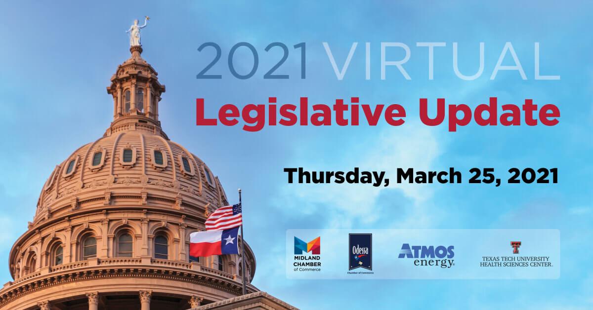 2021 Legislative Update - Midland Chamber of Commerce