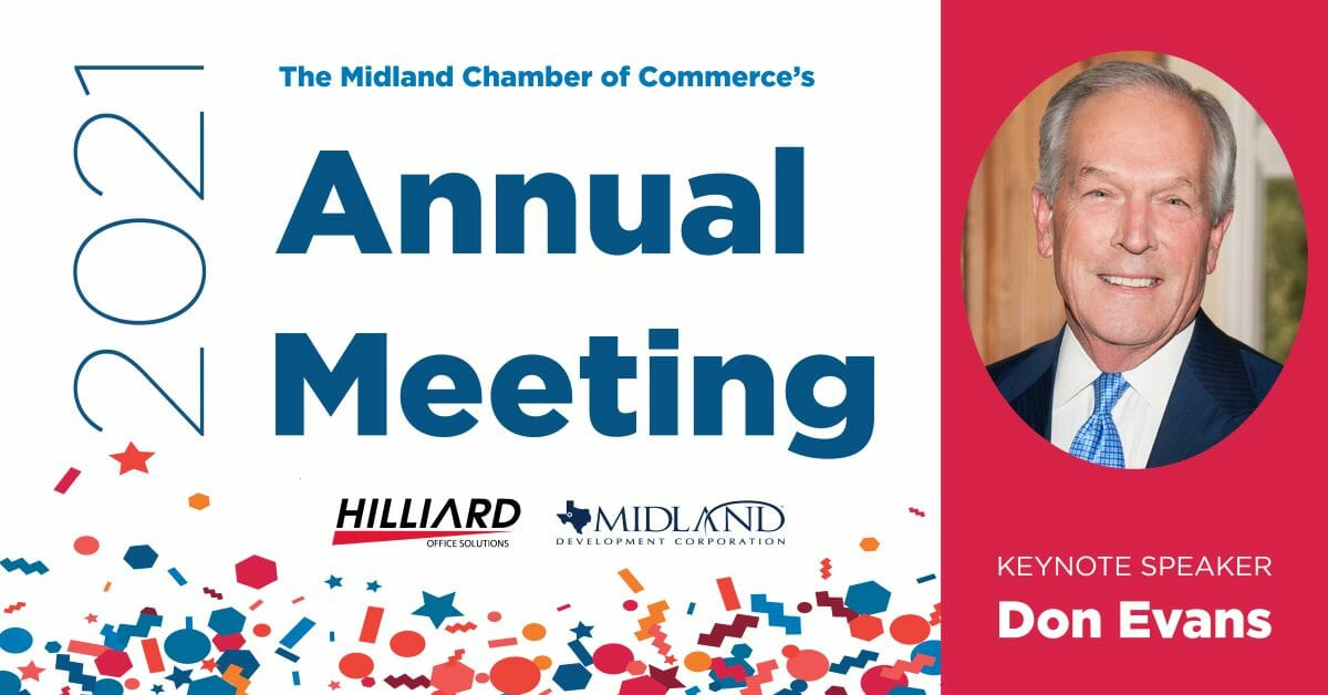 2021 Annual Meeting - Midland Chamber of Commerce