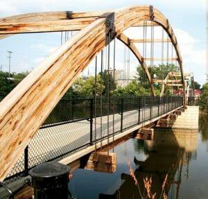 Jefferson Walking Bridge