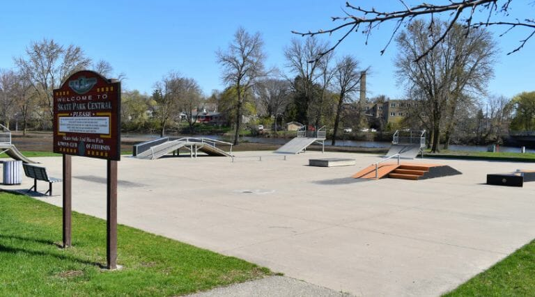 Skatepark Jefferson WI