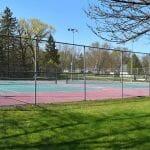 City Tennis Court