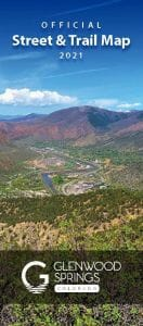 Glenwood Springs Map and Trail Guide