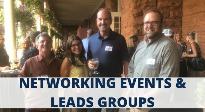NETWORKING EVENTSLEADS GROUPS