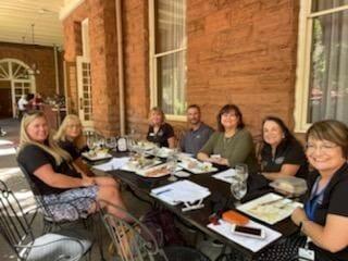 Ambassadors at Hotel Colorado