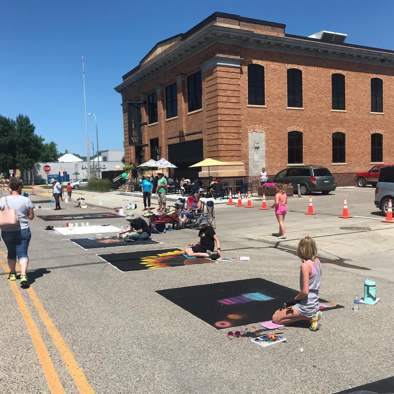 Borderline Chalk Fest