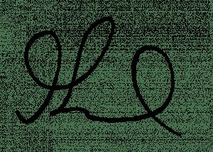 Gerad Hardy Signature