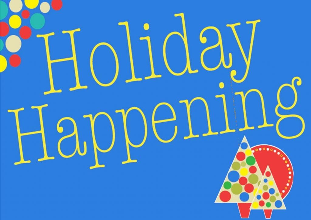 Holiday Happening Logo