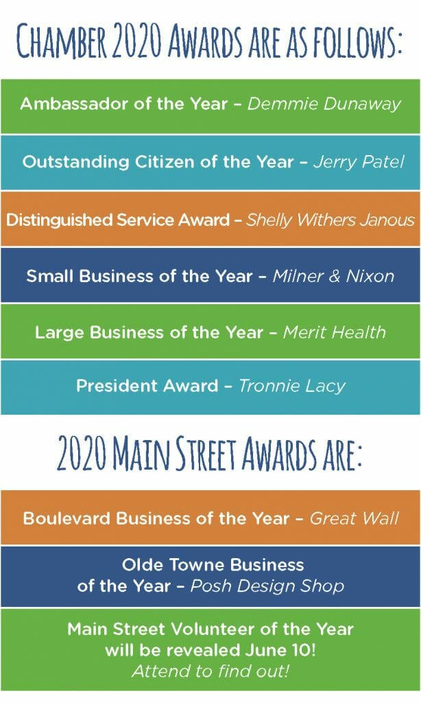 2021 Annual Celebration Awards