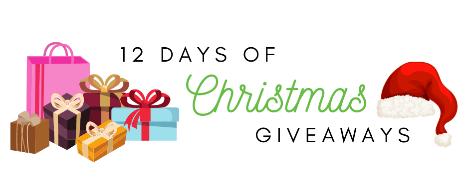12 Days of Christmas Giveaways Logo