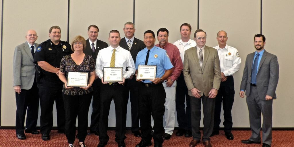 Large Group Safety Apprec Luncheon