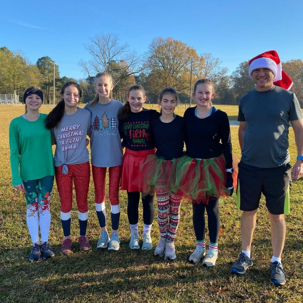 Yule Run Group from Saturday, December 5th