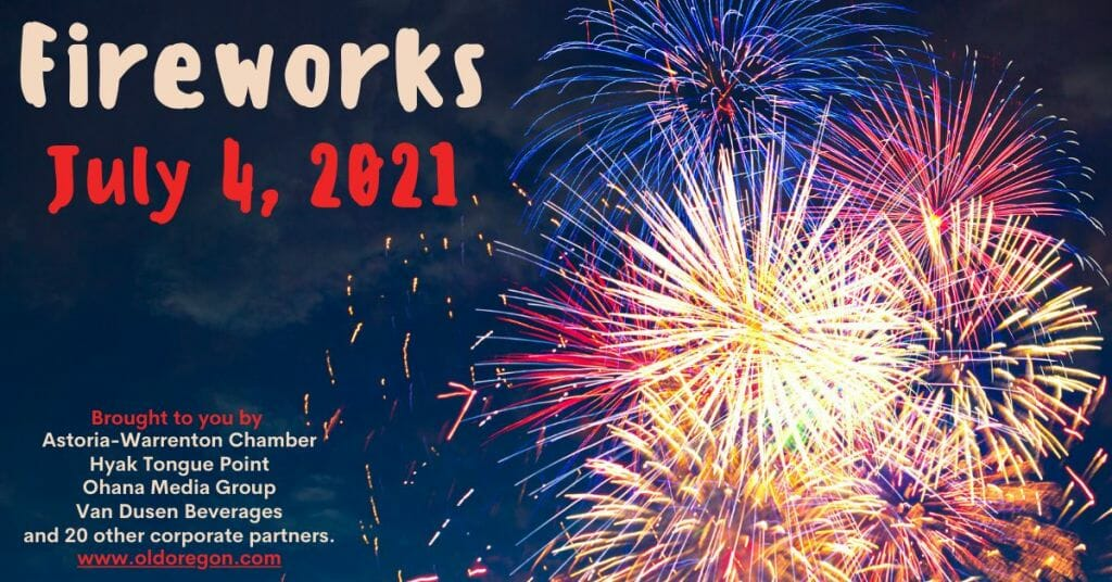 4th Fireworks - FB Event Cover
