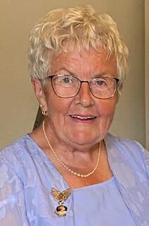 Corleen Mathews is the George Award Winner in 2020.