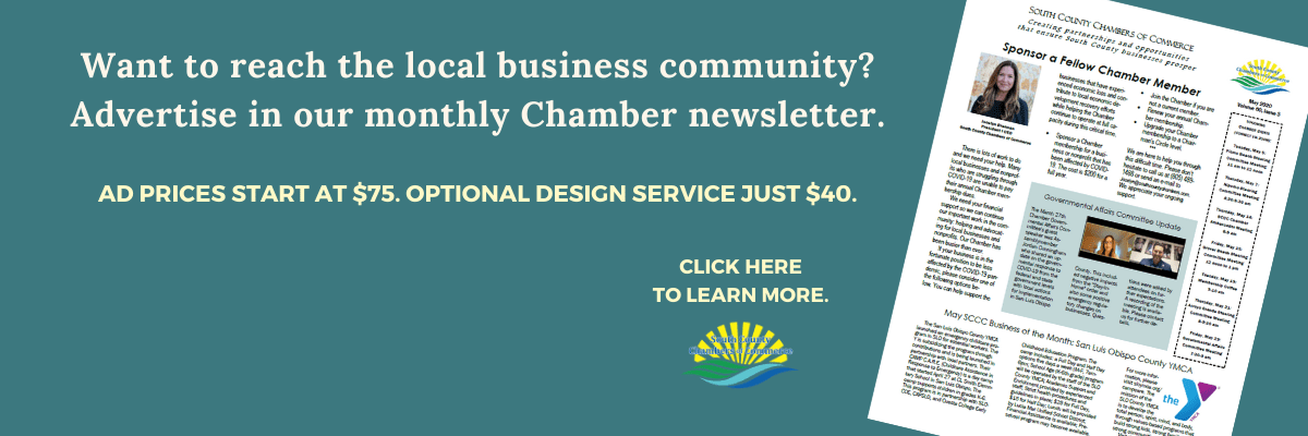 Monthly Chamber Newsletter
