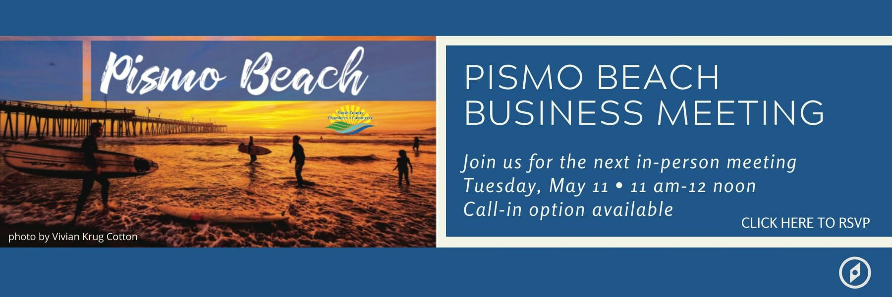 Pismo Beach Business Meeting