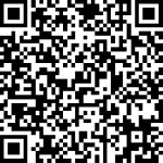 2021 Business of the Year voting QR code