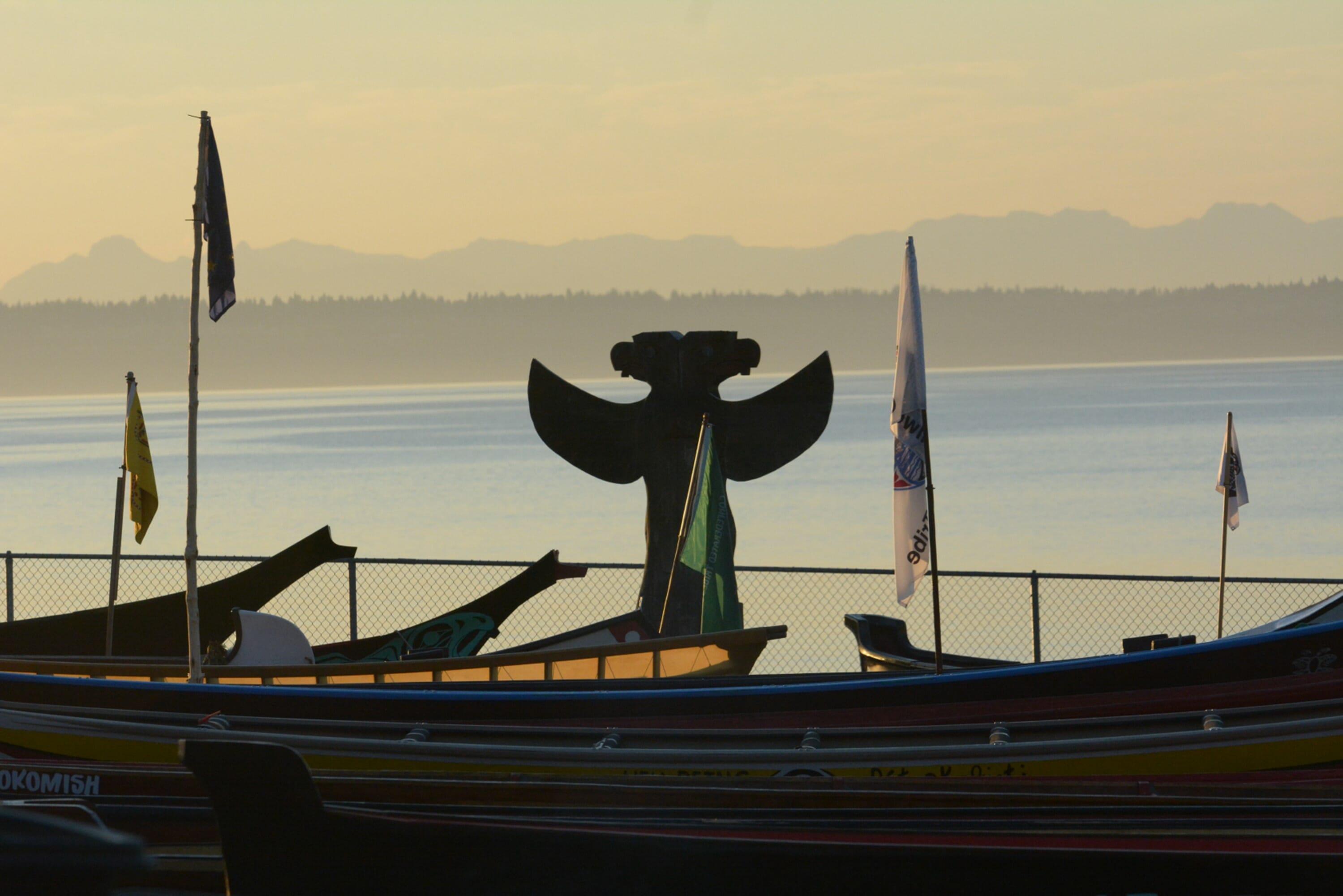 Courtesy of the Suquamish Tribe
