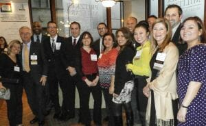 Members of the BOMA/Chicago Diversity & Corporate Social Responsibility Committee at the 2014 Diversity Celebration