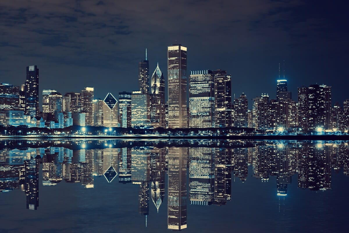 Illuminate Chicago Webpage Header