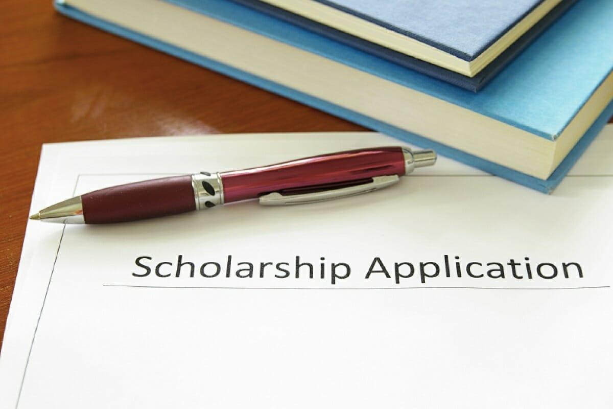 Single Course Scholarship Webpage Header