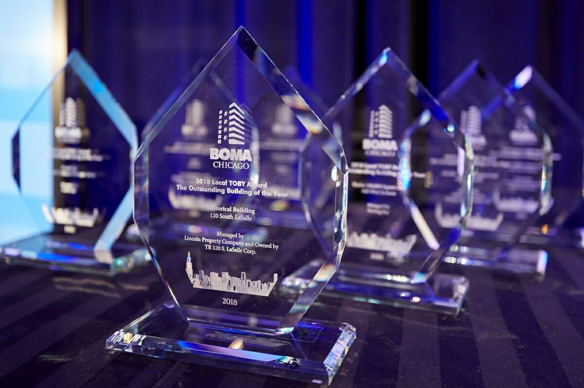 TOBY Awards Application Webpage Header