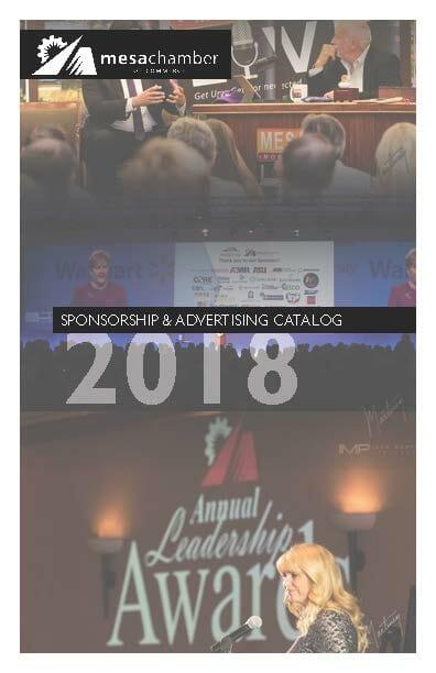 Mesa Chamber Advertising Catalogue