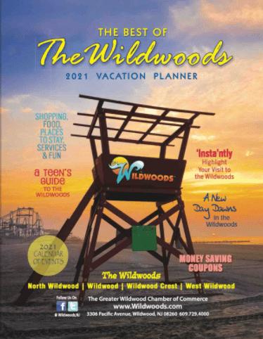 The Wildwoods 2021 Vacation Planner