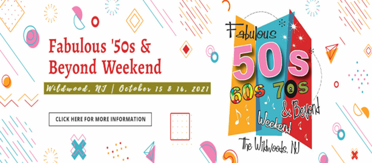 Fabulous '50s & Beyond Weekend 2020
