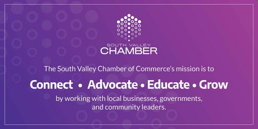 South Valley Chamber Mission