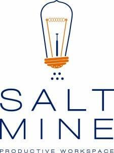 Salt Mine Logo (Stacked)