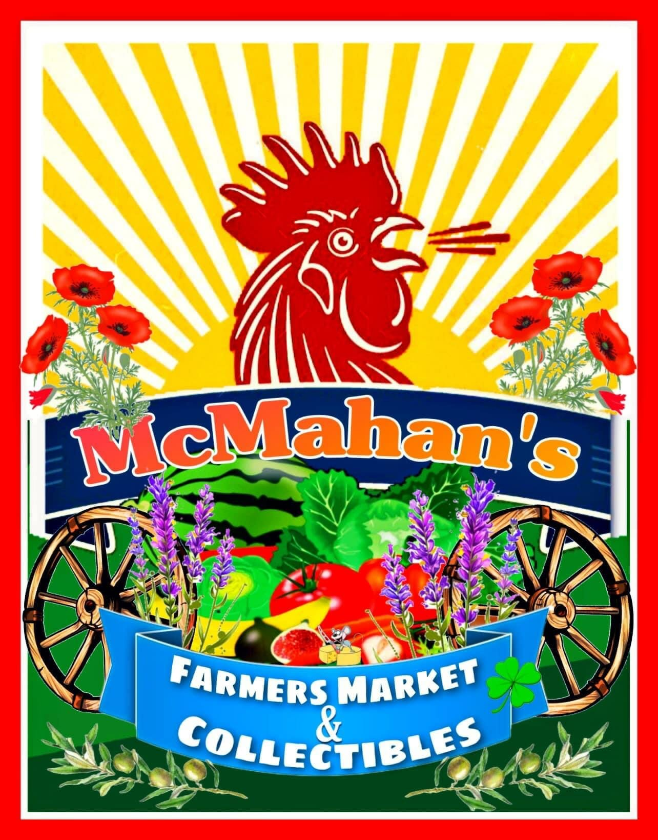 McMahan's Farmers Market & Collectibles
