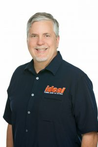 Don Teemsma Jr of Ideal Plumbing, Heating, Air & Electrical