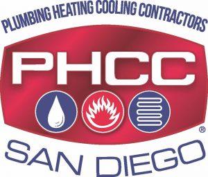 PHCC San Diego Logo