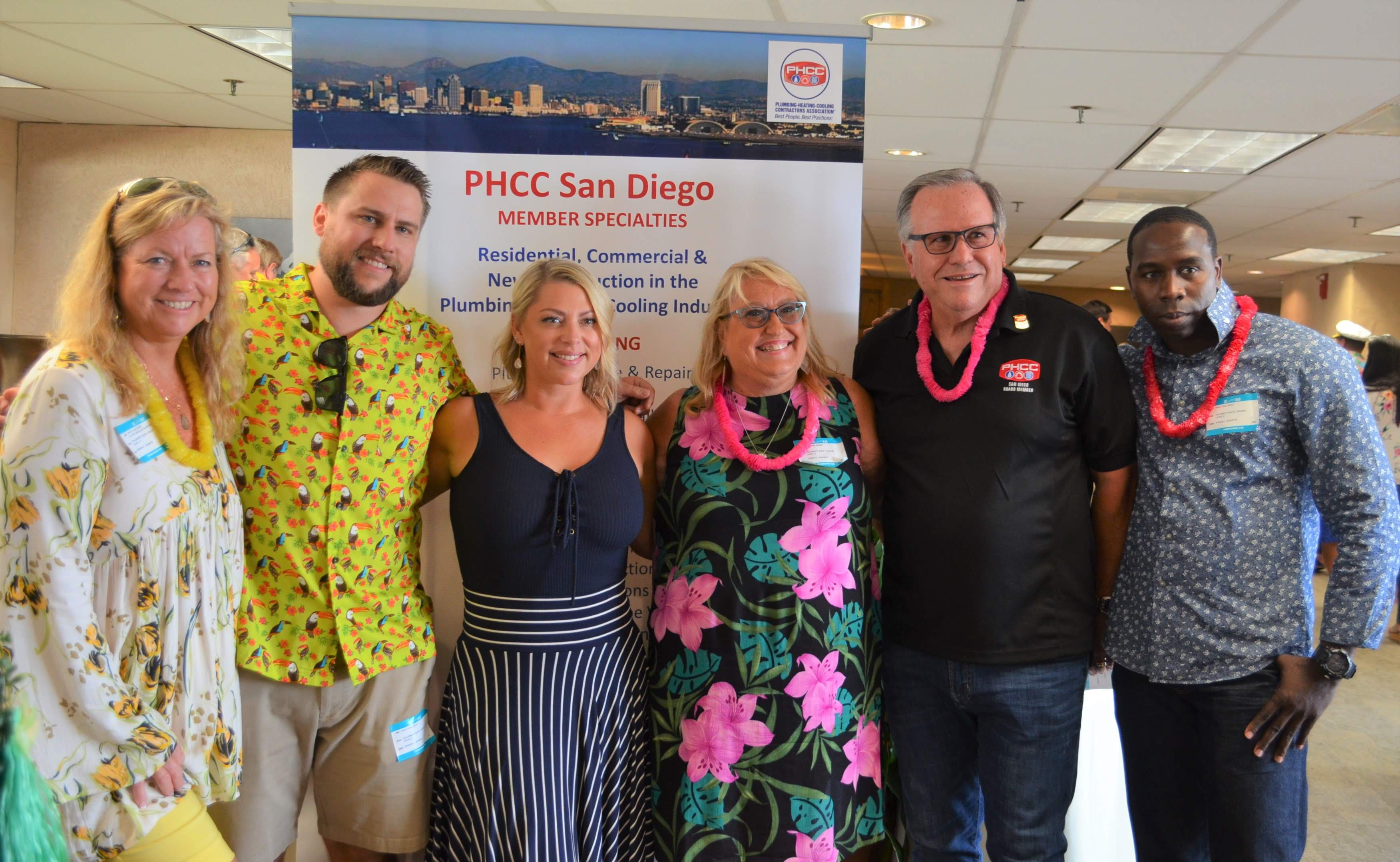 PHCC San Diego Day at the Races 2019